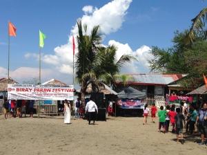Biray Paraw Festival, Leganes