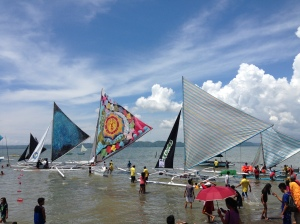 Paraw sailboats