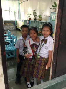 Private school students.